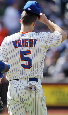 David Wright has been the face of the Mets' franchise since he arrived in Queens in 2004.