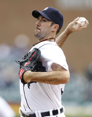 Five days after Liriano's no-hitter, Verlander tossed the second no-no of 2011.