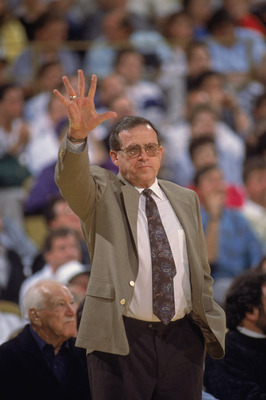 Dick Motta coached the 1974-75 Bulls to within one game of the NBA Finals and a possible championship.