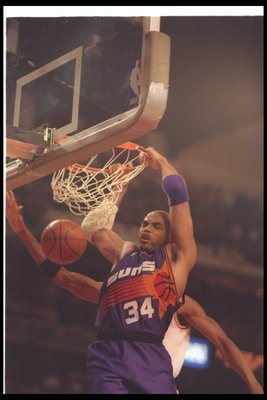 Sir Charles was the MVP in 1993, and lpayed on one of the best teams ever.