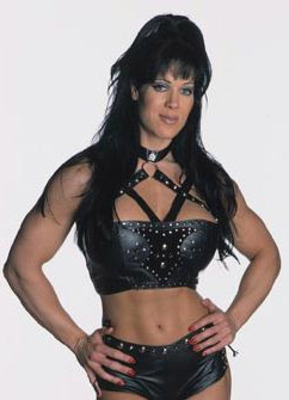 Chyna was one of the most powerful wwe as in history she was most
