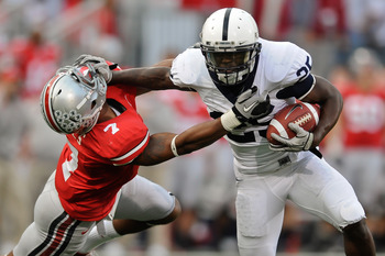 Silas Redd could be the next great Penn State running back.