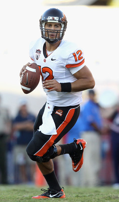 Can Ryan Katz lead Oregon State to a tough road win against Wisconsin?