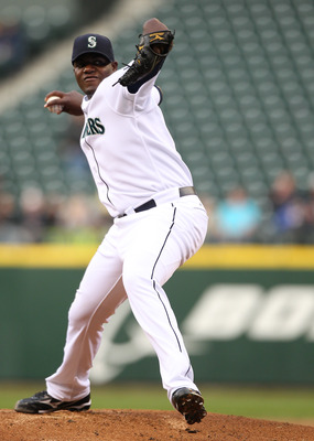 The graduation of Pineda has hurt the M's pitching depth at the minor league level.
