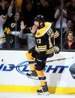 Boston will be looking for Lucic to continue scoring after a slow start to the playoffs.