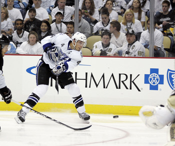 Lecavalier is hoping for another trip to the Stanley Cup Final, this time as a captain.