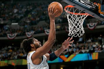 Nene is one of the NBA's best big men today...