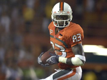 Sam Shields was a raw CB talent who mostly played WR at college for the Miami Hurricanes.