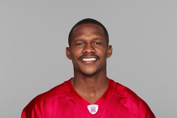 ATLANTA - 2008:  Joe Horn of the Atlanta Falcons poses for his 2008 NFL headshot at photo day in Atlanta, Georgia.  (Photo by Getty Images)