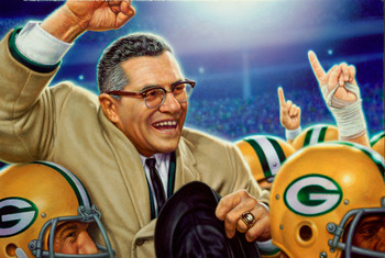Life & Story of Vince Lombardi