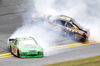 Kyle Busch loves to take chances and he is successful more times than not.
