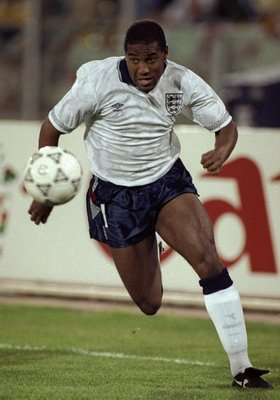 John Barnes, breaking barriers and the spirit of opposition defenders