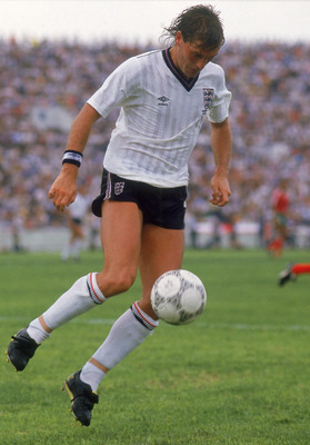 Exceedingly talented but unfulfilled international Glenn Hoddle