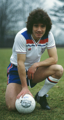 Star of the 1970s Kevin Keegan