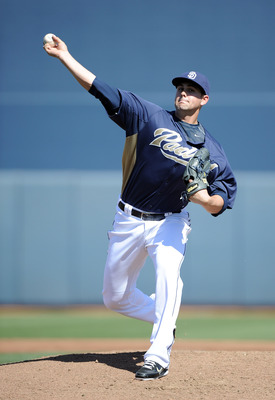 Kelly got a good look in spring training and should be a part of the big-league rotation come 2012.