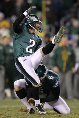 K David Akers could be the clutch-kicker the Steelers need in the playoffs.