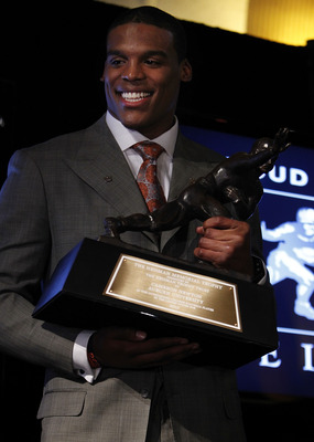 Newton will not be the last Heisman winner in this system