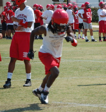 WR Rakeem Marcelle