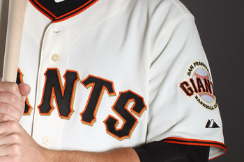 Gary Brown is the No. 1 draft pick for the San Francisco Giants.