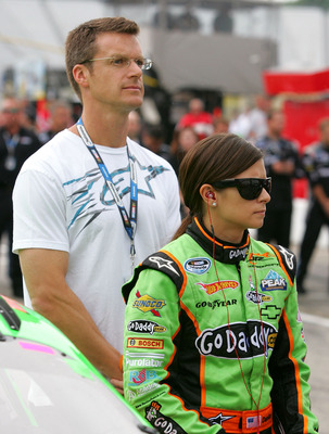 Danica and husband Paul Hospenthal married in 2007.
