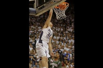 Jimmer can dunk a basketball, but how athletic is he?
