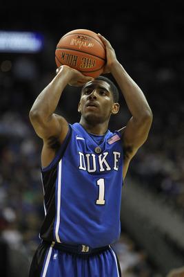 Kyrie Irving - 2010-11 - Men's Basketball - Duke University