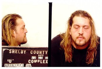 Paul White WWE http://bleacherreport.com/articles/699808-the-25-strangest-sports-mugshots-of-all-time