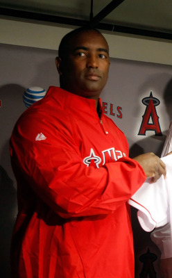 Angels' general manager, Tony Reagins