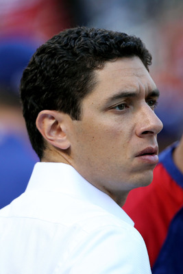 Rangers' general manager, Jon Daniels