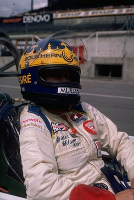 1980:  Portrait of Williams Ford driver DesirT Wilson. \ Mandatory Credit: Allsport UK /Allsport