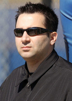 Blue Jays' general manager, Alex Anthopoulos (photo courteous of Sportsillustrated.com)