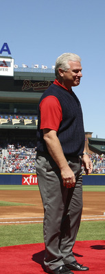 Braves' general manager, Frank Wren