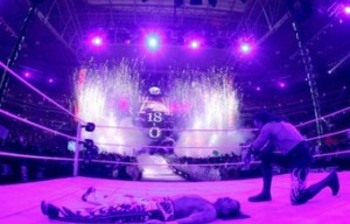Taker ends HBK's career