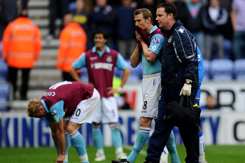 West Ham was the first club to be relegated to the English Championship