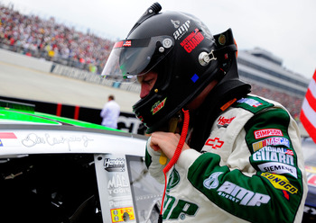 Dale Earnhardt Jr. has lost his mental toughness over the last few years.