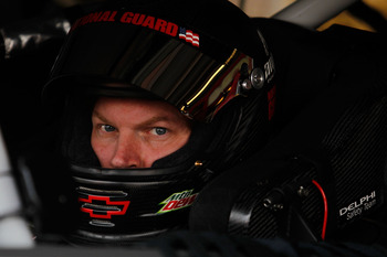 Focus is the key to success and Dale Jr. is focused this season.