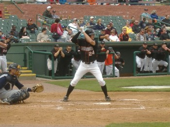 The O's scooped up Ronnie Welty in the 20th round in 2008 and he's been one of the best hitters since.