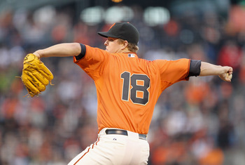 Matt Cain Gives the Giants Two Ace Pitchers