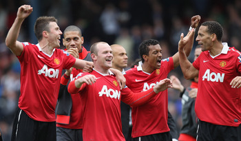Manchester United: 2011 Premier League Champions