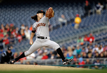Two Time Cy Young Winner Tim Lincecum