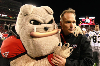 How long will Hairy Dawg and others support Richt?