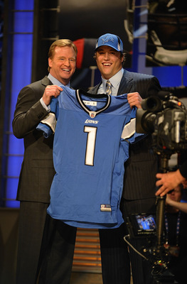 Matthew Stafford's early departure may have been a blessing in disguise for Mark Richt.