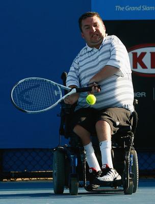 Nicholas Taylor, in 2009.