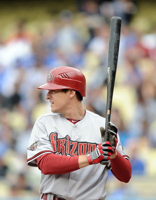 LOS ANGELES, CA - MAY 14:  Kelly Johnson #2 of the Arizona Diamondbacks at bat against the Los Angeles Dodgers at Dodger Stadium on May 14, 2011 in Los Angeles, California.  (Photo by Harry How/Getty Images)