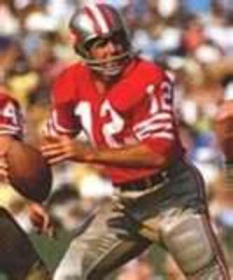 John Brodie Was A Very Good Quarterback