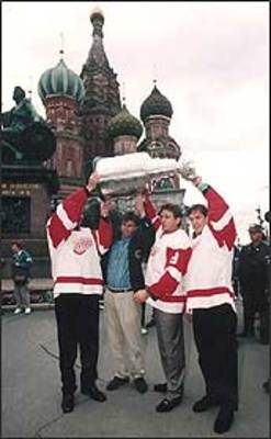 The Cup in Red Square