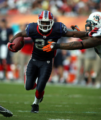 Now a Buffalo Bills running back, C.J. Spiller's signing with Clemson came as a huge surprise to the Gators.