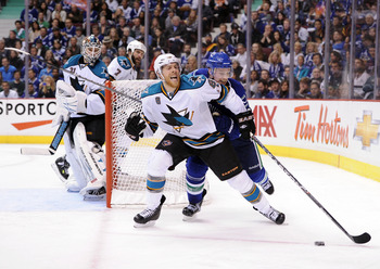 Joe Pavelski and the Sharks third line have to be better