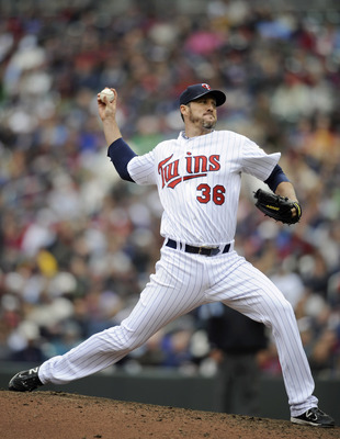 MINNEAPOLIS, MN - APRIL 23: Joe Nathan #36 of the Minnesota Twins pitches against the Cleveland Indians during the ninth inning of their game on April 23, 2011 at Target Field in Minneapolis, Minnesota. (Photo by Hannah Foslien/Getty Images)