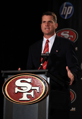 Head Coach Jim Harbaugh